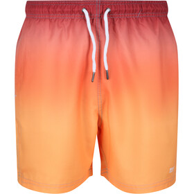 Regatta Loras Swim Shorts Men blaze orange